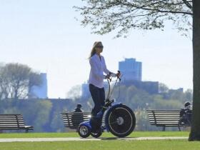 Ekologiškas asmeninis transportas Qugo