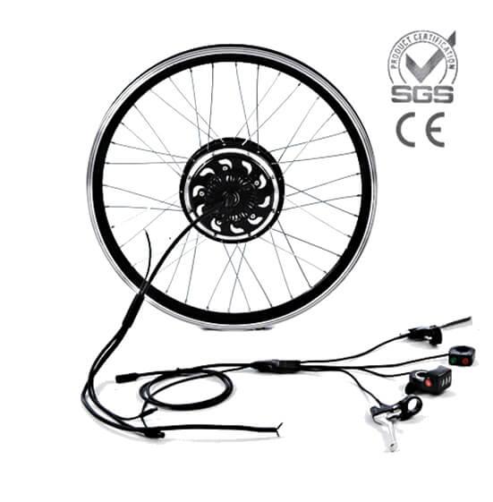 zestaw elektryczny do roweru - eko transport