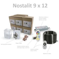 Nostalit 9 x 12 Kit