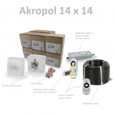 Akropol 14 x 14 Kit