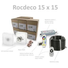 Rocdeco 15 x 15 Kit