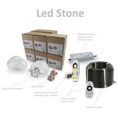 Led Stone 15 x 9,1 set