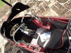 Elektrinis hibridinis velomobilis Cab bike Hawk