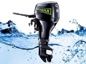 Miromax electric outboard