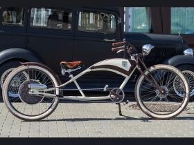 Memel Cruizer - dviratis su Miromax varikliu