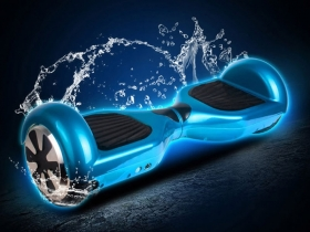 Waterproof scooter