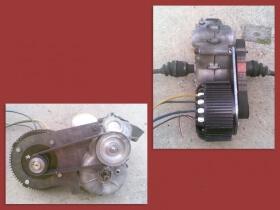 5kW motor