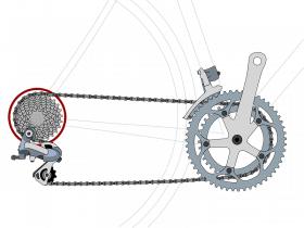 Велосипедная трансмиссия