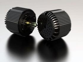 Miromax BLDC variklis elektrinei transporto priemonei