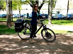 Realizacijos - Elektriniai dviračiai su Magic Pie varikliu
