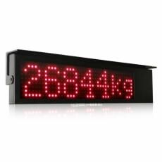 LED švieslentė su atvirų kodų UPWT-2 80x19cm