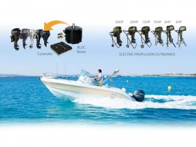 Miromax electric replacement sets and outboards
