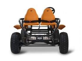 GranTour Offroad - keturvietis velomobilis su 800W varikliu