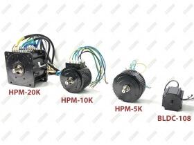 Miromax 1,5 - 20 kW BLDC varikliai