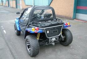 10kW e-buggy