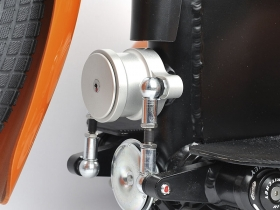 Patented Qugo steering system