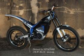 Elektrinis motociklas