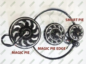 Magic Pie, Magic Pie Edge, Smart Pie