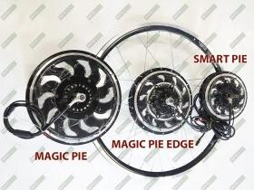 Magic Pie, Magic Pie Edge, Smart Pie