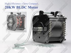 BLDC variklis HPM-20K