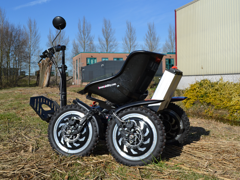 Electric 4wd Atv Zoomability Electric All Terrain