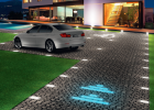 LED paving blocks