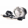 LED front bicycle light 1200lm