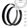 Rim for motorcycle