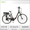 Electric bike - City l