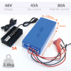 Li-ION battery 48V 23.3Ah with 5A charger