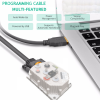Programming cable for KLS controllers