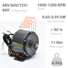 Three-phase permament magnet motor 650W BLT-650
