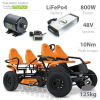 Electric Velomobile BERG GranTour Offroad 800W