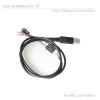 Programming cable for VEC controller