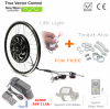 Conversion kit for bicycle with a BATTERY - Magic Pie 5 + BONUS