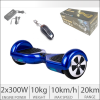 Self-balancing scooter 6.5inch 2x300W
