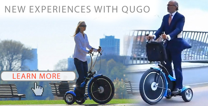 Qugo - personal electric mover
